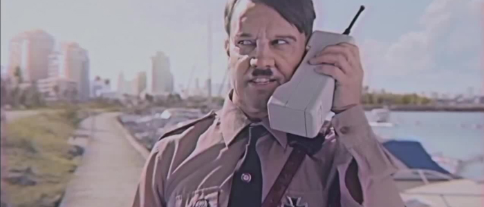 Hitler had completely the wrong idea about roaming charges