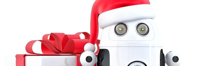 Christmas Robots