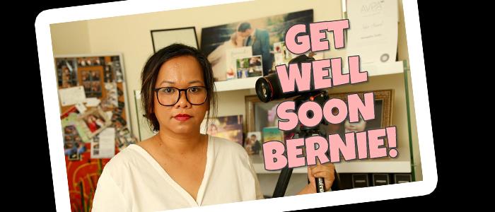 Get Well Soon Bernie
