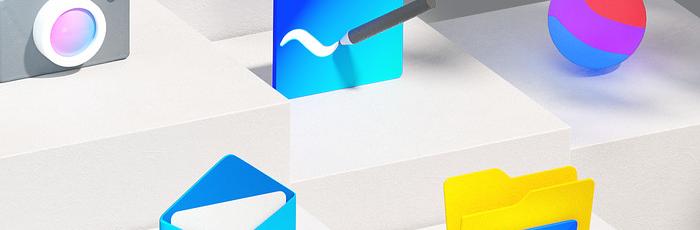 New Shiny Icons