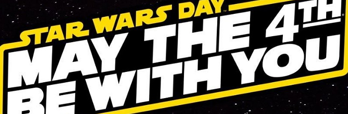 May The 4th Be With You