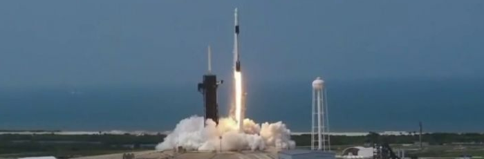 We Have Liftoff!