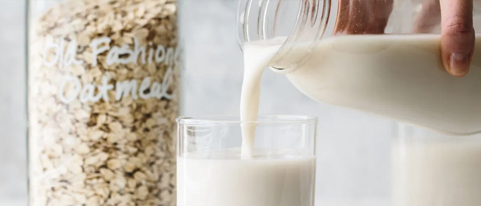 Just how DO you milk an oat?