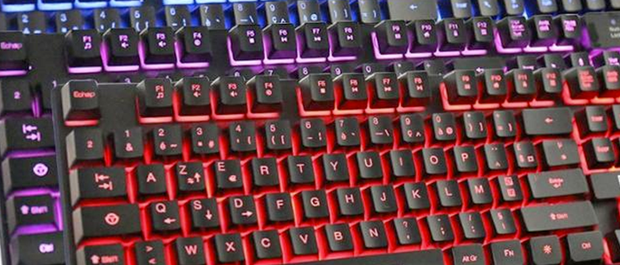 Rii RK100 Keyboard