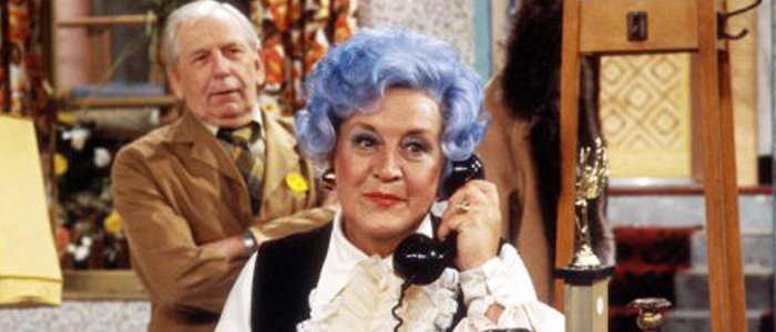 The Blue Rinse Brigade