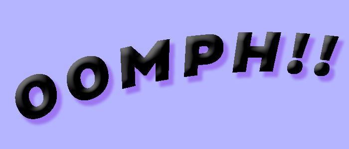 12 Gigawatts of Oomph!!!