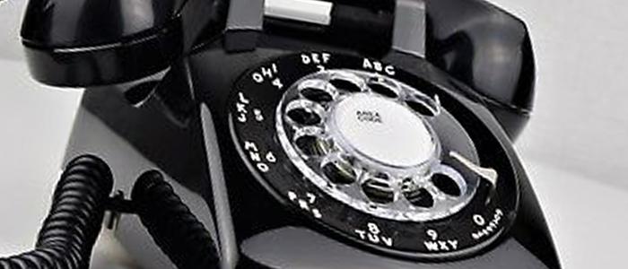This week in Rotary Phones