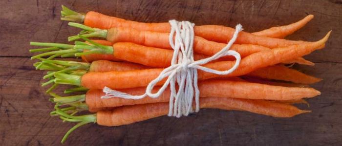 Carrots for your radar