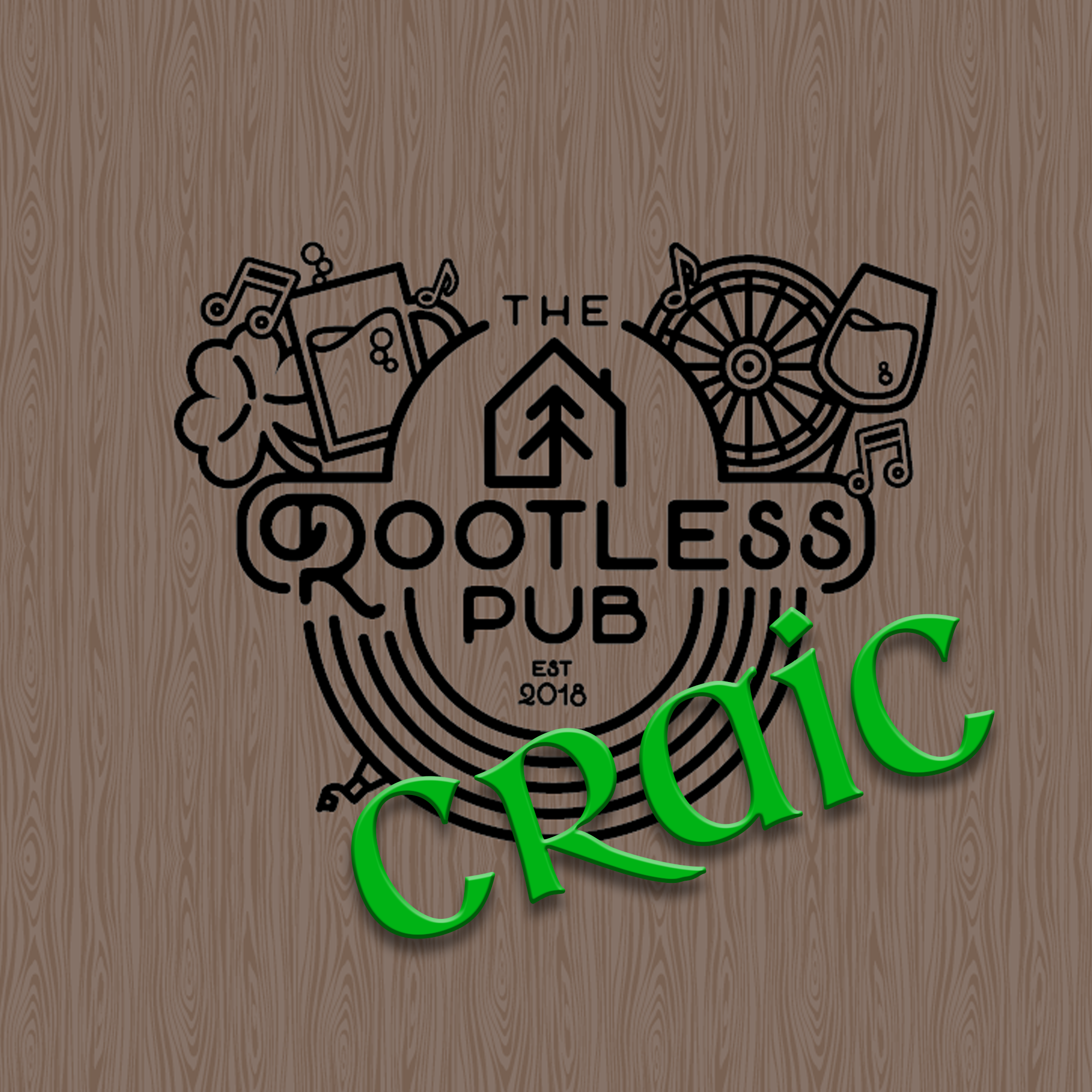 The Craic at The Rootless - video